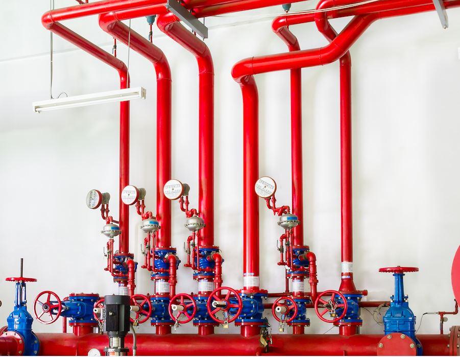 Instalaci n y mantenimiento de sistemas contra incendios - Sistemas de seguridad contra incendios ...